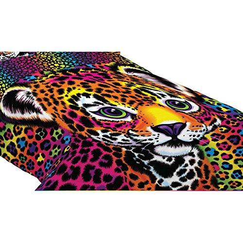Tigers Comforter (Lisa Frank ML5948 Wildside Comforter, Twin/Full)