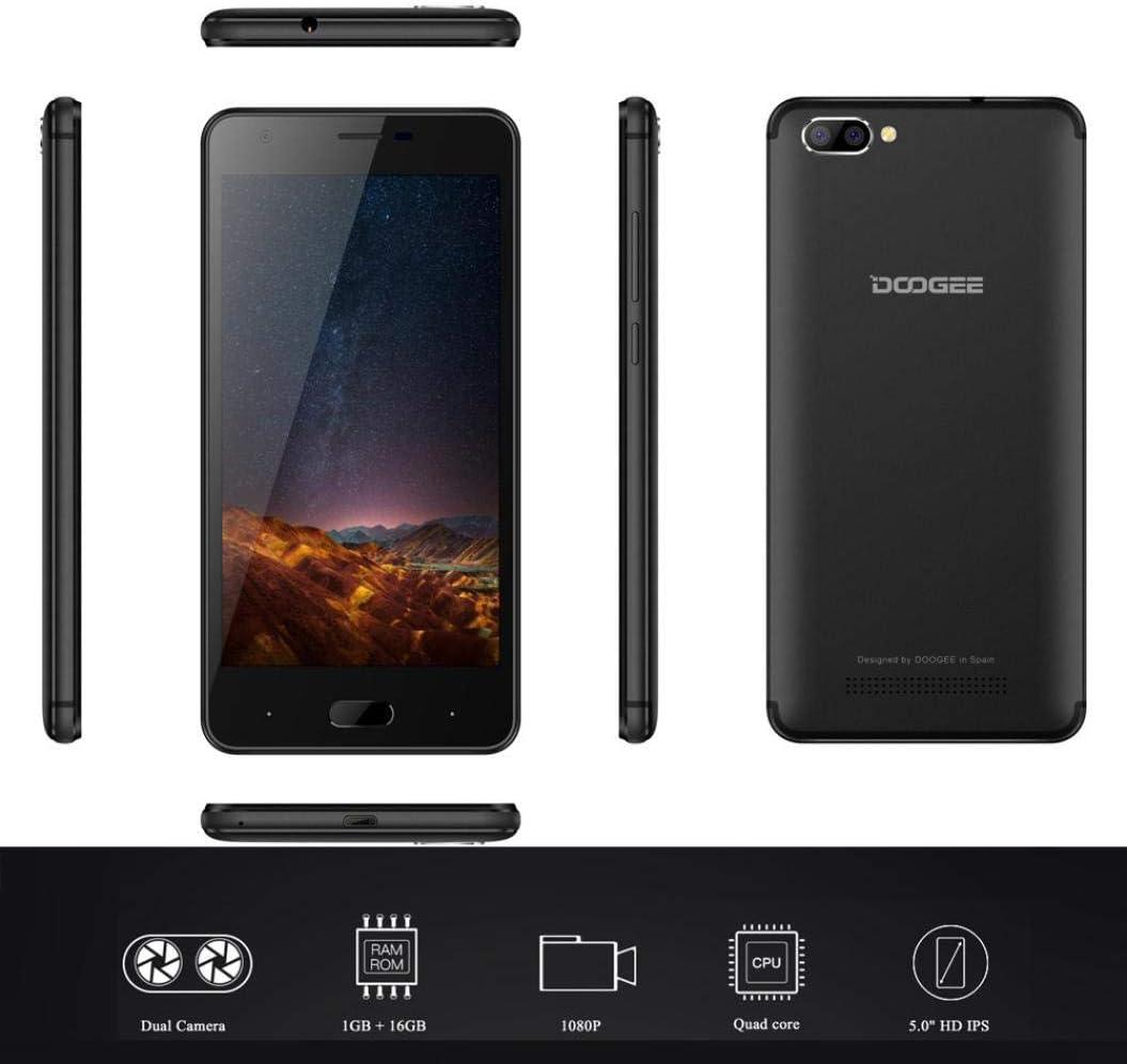 SO-buts Doug DOOGEE X20 Smartphone Quad Core, 5 Pulgadas de Ultra ...
