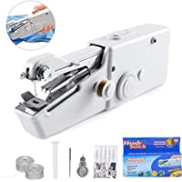 Samifa New Stitch Travel Household Electric Portable Mini Handheld Sewing Machine Sewing Machine Sewing Machines