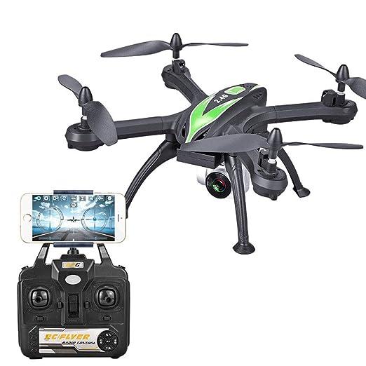 ZNHL Drone 500W Alta definición Antena aérea cámara de Cuatro Ejes ...