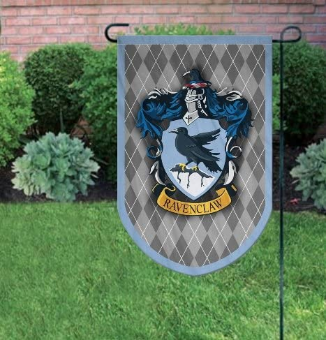 Perfect Barware Man Cave Gift Printed on Both Sides Durable Enough for Outside Conditions Ravenclaw Flag 37x24 in Unique HP Collectible Accessories Harry Potter Style Banner