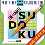 The Original Sudoku 2015 Page-A-Day Calendar