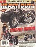 Heavy Duty Magazine # 118:Harley Davidson`s