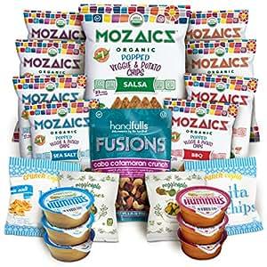 Lote de snacks de Veggicopia: Amazon.com: Grocery & Gourmet Food