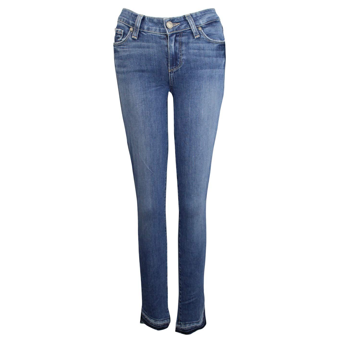 Paige Denim Womens Verdugo Ankle Skinny Jean  Zeke Zeke 25, 26, 27, 28, 29, 30, 31
