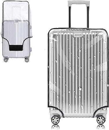 Yotako Clear Foldable Luggage Cover