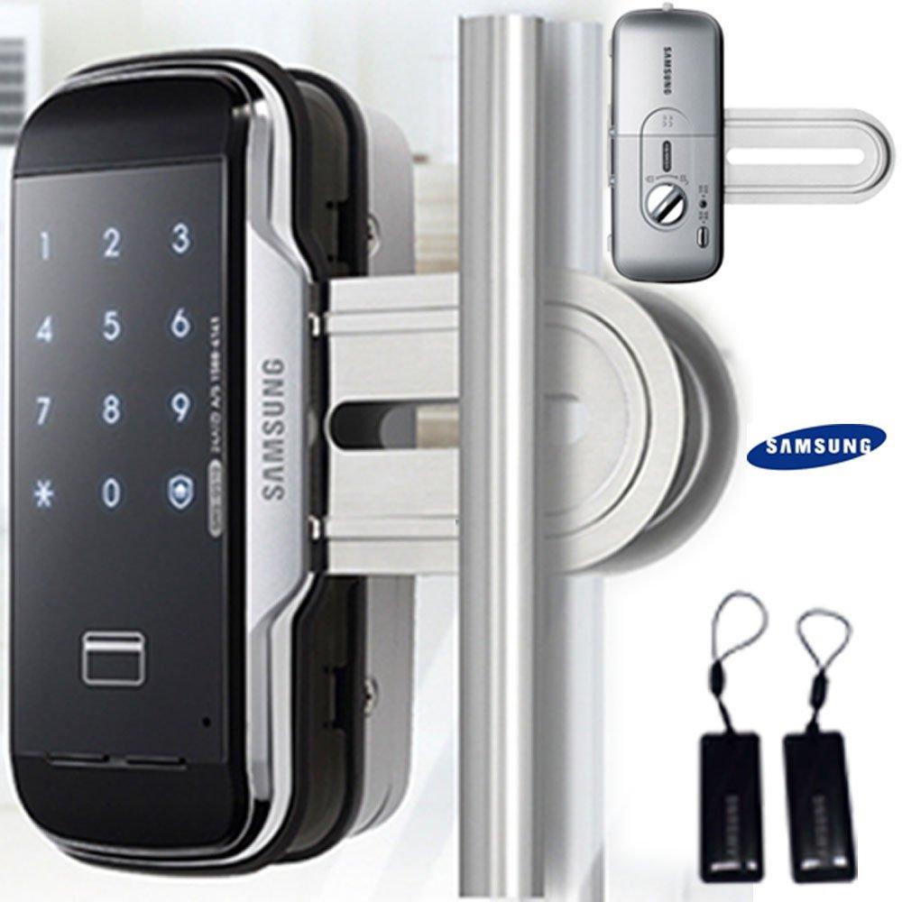 SAMSUNG SHS-G510 Digitales Türschloss touchpad EZON schlüssellose Sicherheit für Fenster Tür thumbnail