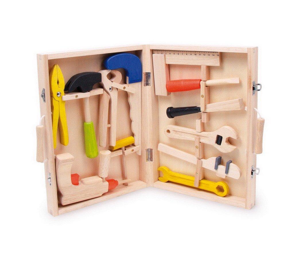 Kinder Werkzeugkoffer - Legler Kinder Werkzeugkoffer Lino