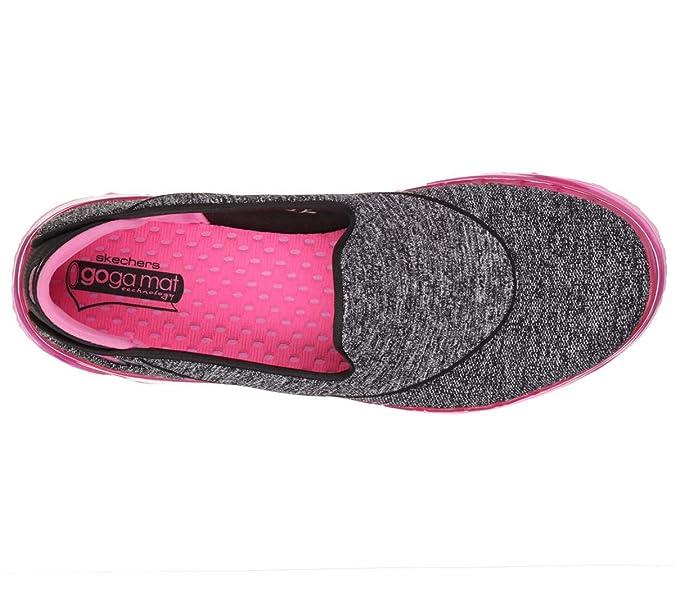 136e91fc1a3 Tênis Feminino Skechers BBK GO Flex Walk 14010  Amazon.com.br  Amazon Moda