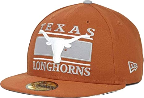 new style 52cb2 9f80c Texas Longhorns New Era  quot NCAA Frosh 59FIFTY quot  ...