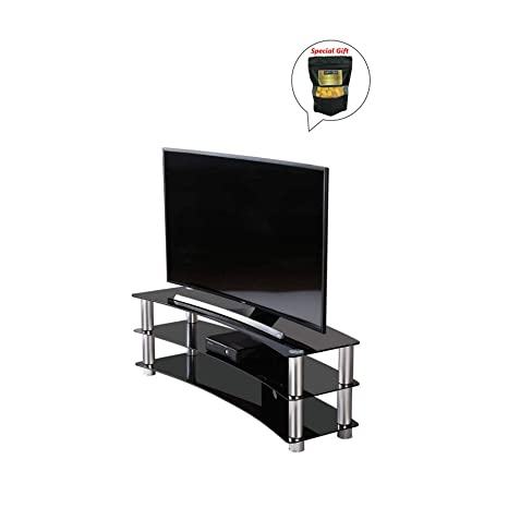 Amazon Com Allgoodsdelight365 Universal Tv Stand Base Curved
