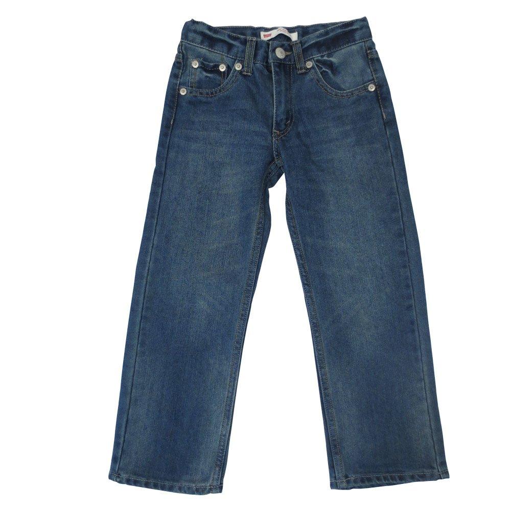 Levi's Big Boy's 505 Regular Fit Jean 915505