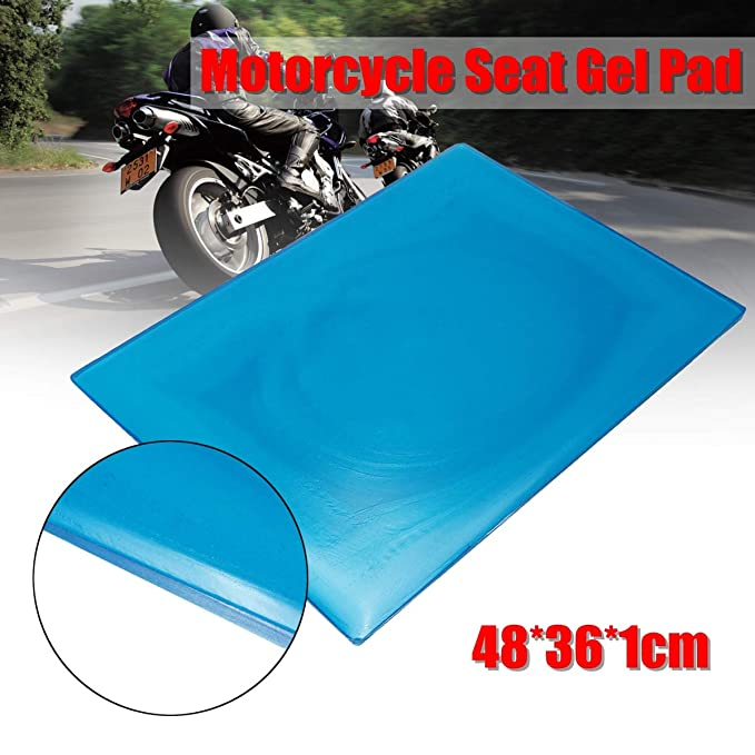 Cojín de Gel para Asiento de Motocicleta Automotive 3648 cm ...