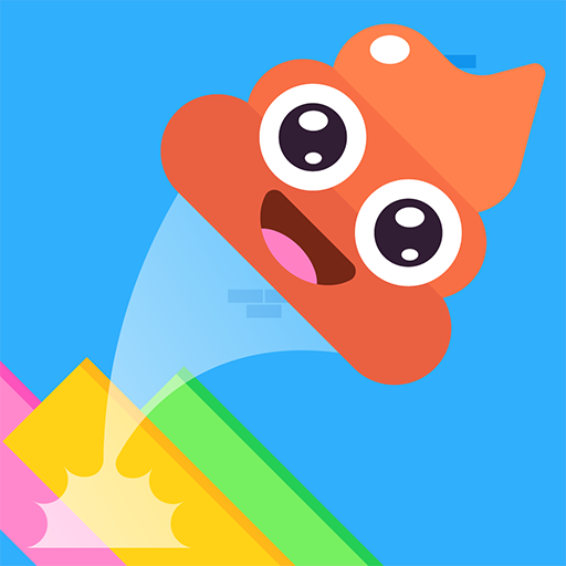 Poopie Stack - Addicting Poop Emoji Time Killer Game: Free Games For Kids (Best Android Fishing Game 2019)