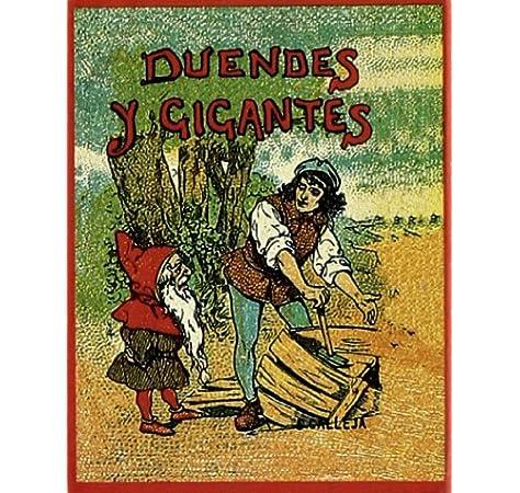 Duendes y gigantes (caja cuentos calleja): Amazon.es: Calleja, S ...