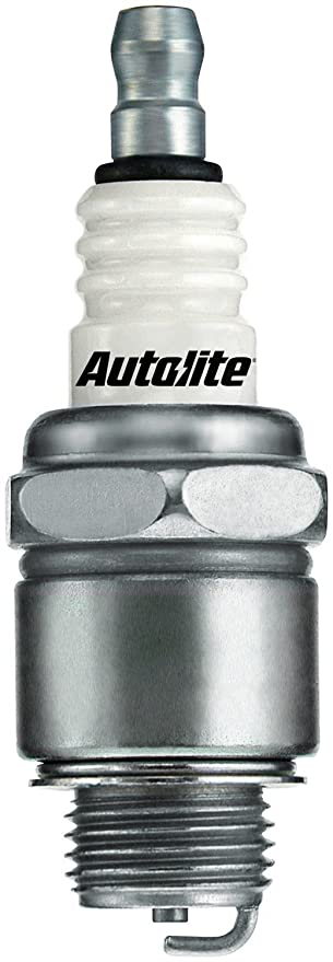 Autolite 458 Copper Non-Resistor Spark Plug, Pack of 1