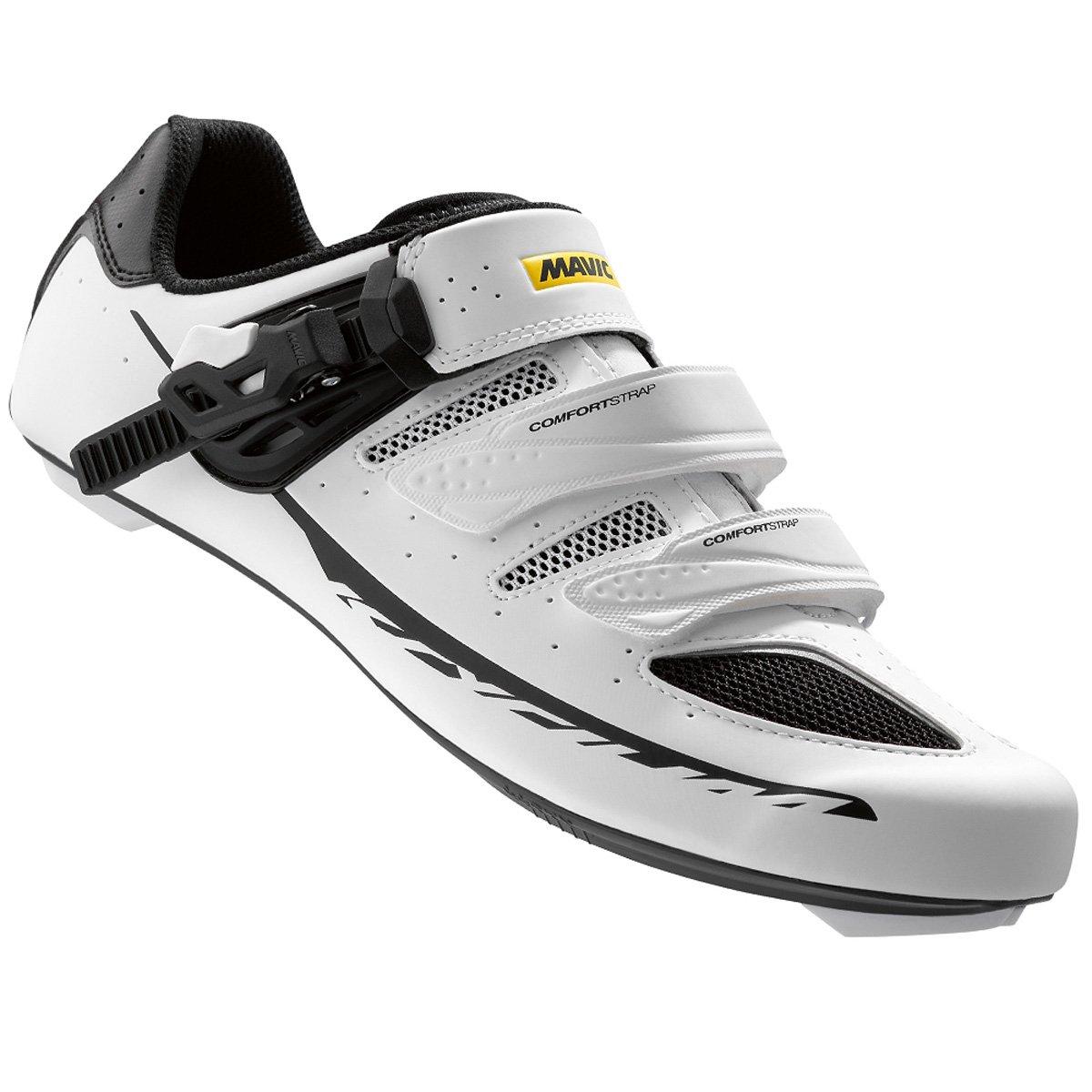Mavic Ksyrium Elite II Shoes - Men's B0153RF6CQ 13 White/Black