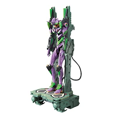 RG Evangelion UNIT-01 DX Transport Platform Set: Toys & Games