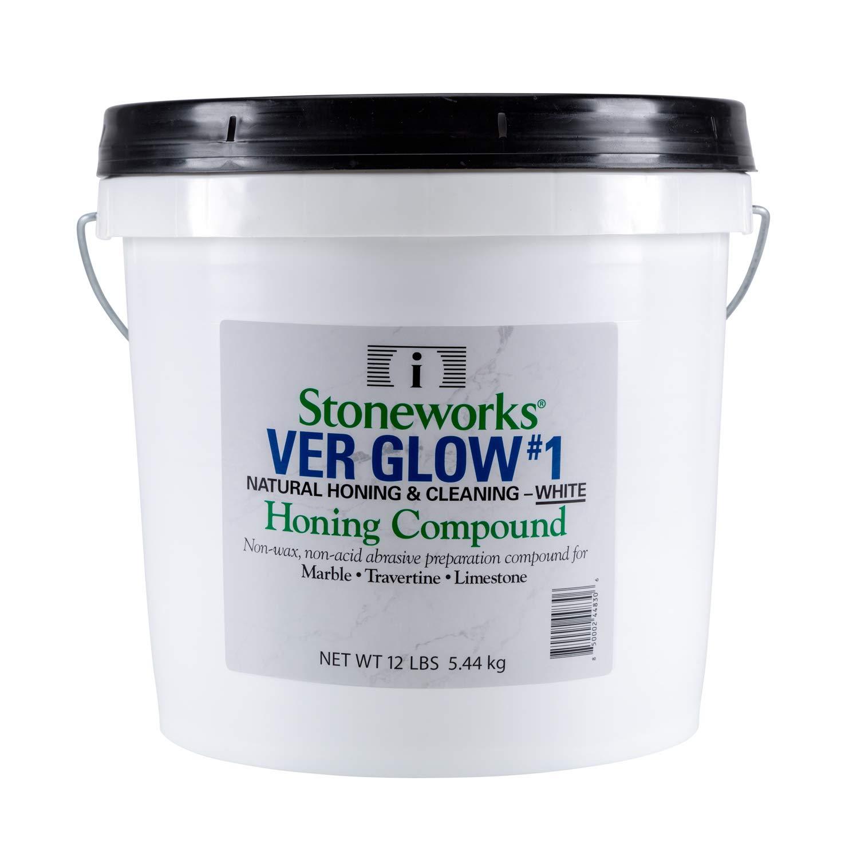 Ver Glow #1 White, 12 Lb.