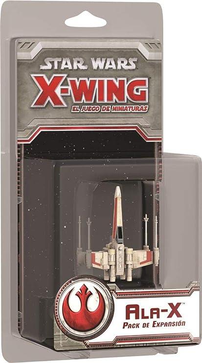 Star Wars UBISWX02 - ala-X, Juego de miniaturas (Edge Entertainment SWX02) - Star Wars. ala X. Expansión X Wing: Aa Vv: Amazon.es: Juguetes y juegos