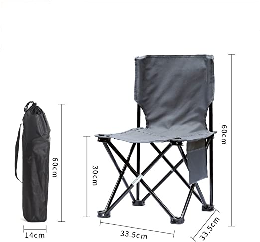GWW Outdoor Folding Chairs, Casual Camping Portable Outdoor