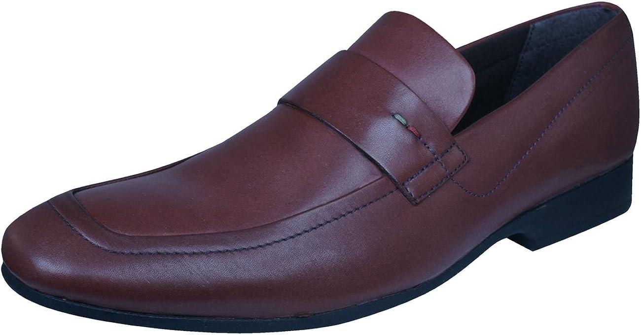 Kickers Rynlyn Mens Formal Leather Slip