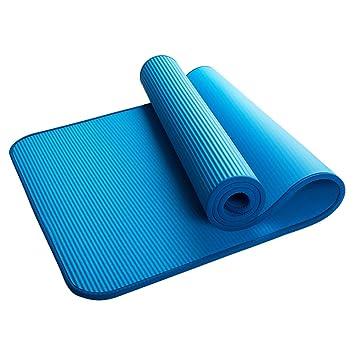 Estera de Yoga - Hombres y Mujeres Principiantes Fitness ...