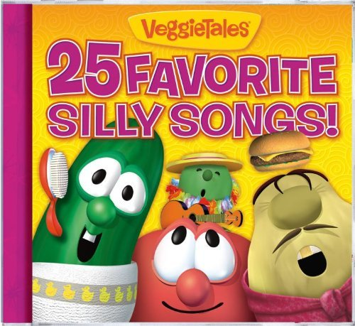 25 Favorite Silly Songs! by veggietales (2011-07-19) ()