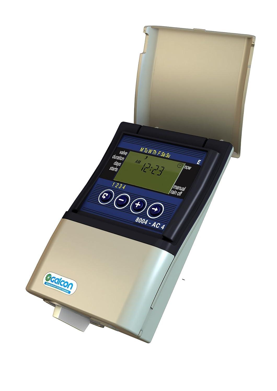 Galcon 8004 AC-4 - Controlador de riego para Interiores (4 ...