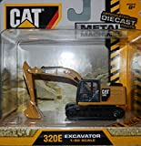 Caterpillar Excavator 1:90 Scale CAT39511 Cat 320E Diecast Metal Machines