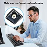 120pcs/pack Rubber O-Ring Keyboard Switch Dampers