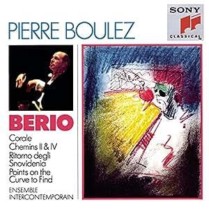 Berio: Corale/Chemins ll & lV