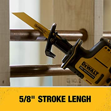 DEWALT DCS369B Reciprocating Saws product image 6