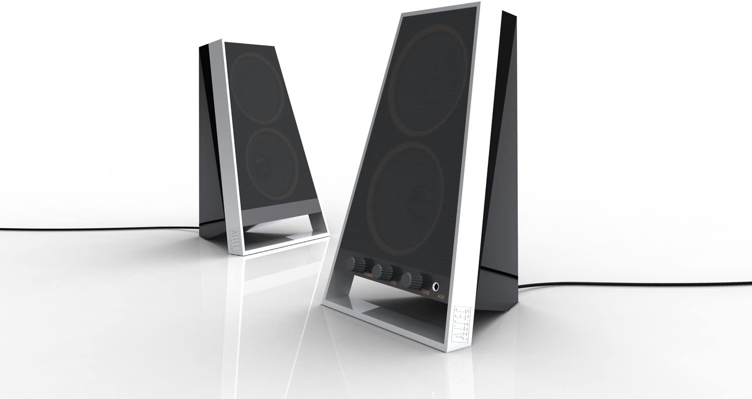 Altec Lansing VS2620 Speakers for Computers and MP3 Players (Black)