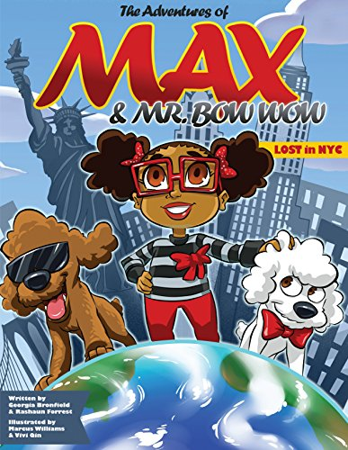 The Adventures of Max and Mr. Bow Wow: Lost in New York - City Vivi