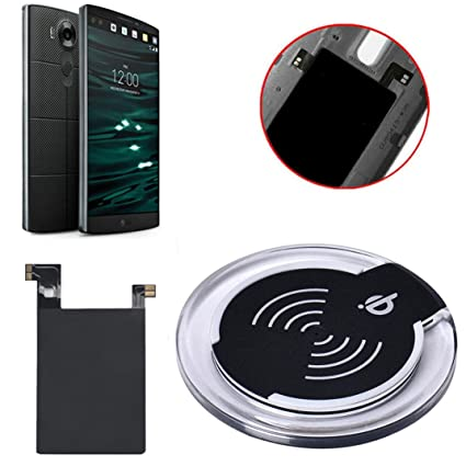 Amazon.com: Cargador inalámbrico, yoyorule para LG V10 ...