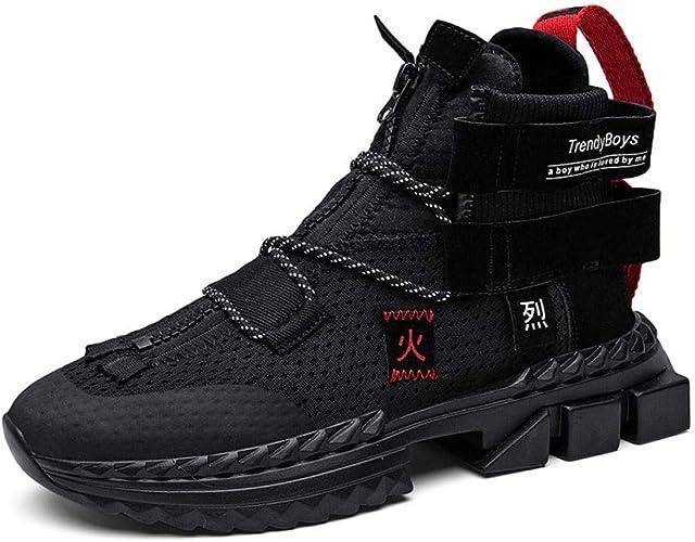 LMGSX Chaussure Running Homme, Chaussures De Course pour