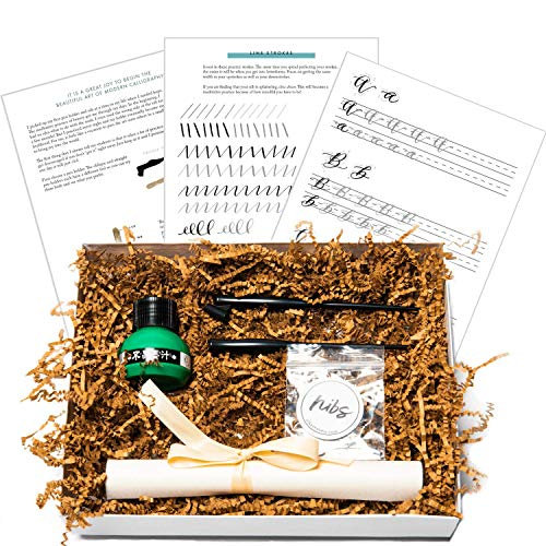 DIY Calligraphy Pens Kit - A Calligraphy Set