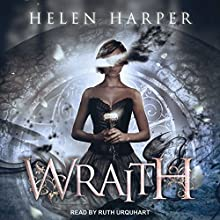 Wraith Audiobook by Helen Harper Narrated by Ruth Urquhart
