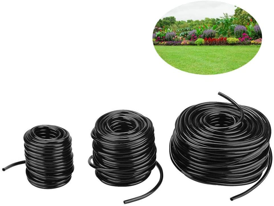 10m Non-toxic Agriculture Water Hose for Garden Irrigation System Durable ABS Micro Drip System Connecting Pipe Zyyini Garden Irrigation Hose