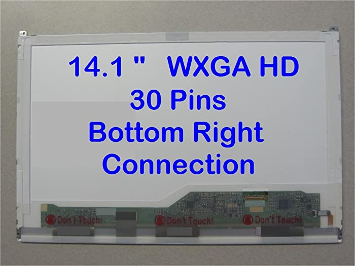 "DELL WF66C LAPTOP LCD SCREEN 14.1"" WXGA LED DIODE (SUBSTITUTE REPLACEMENT LCD SCREEN ONLY. NOT A LAPTOP )"