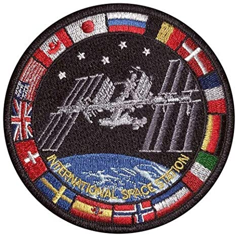 /Écusson de lA/éronautique ISS 1