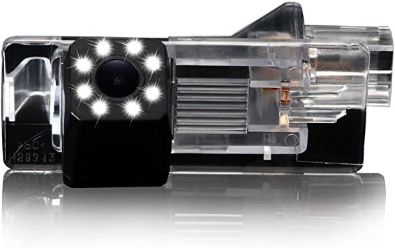 Dynavsal 8 Led Nacht Visionen Auto Rückfahrkamera 170 Elektronik
