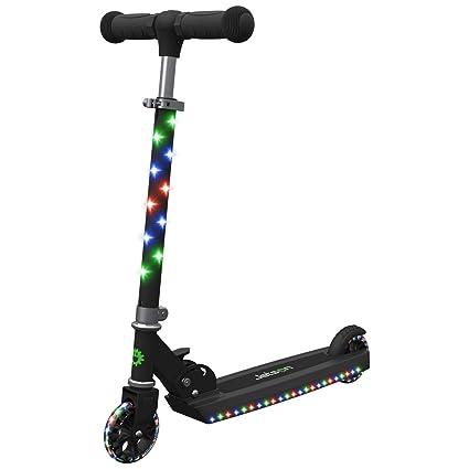 Amazon.com: Jetson Jupiter Kick Scooter con cubierta de luz ...