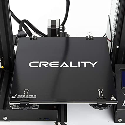 Docooler Creality 3D Ender3 grueso 4 mm Ultrabase Autoadhesivo ...