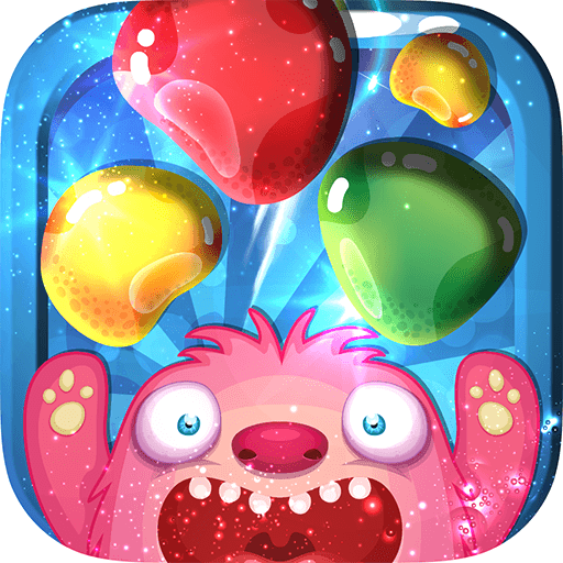 Flower Donut Gem - Candy Bubble Splash - Fruit Match-3 Adventure In Mystery Mania Game