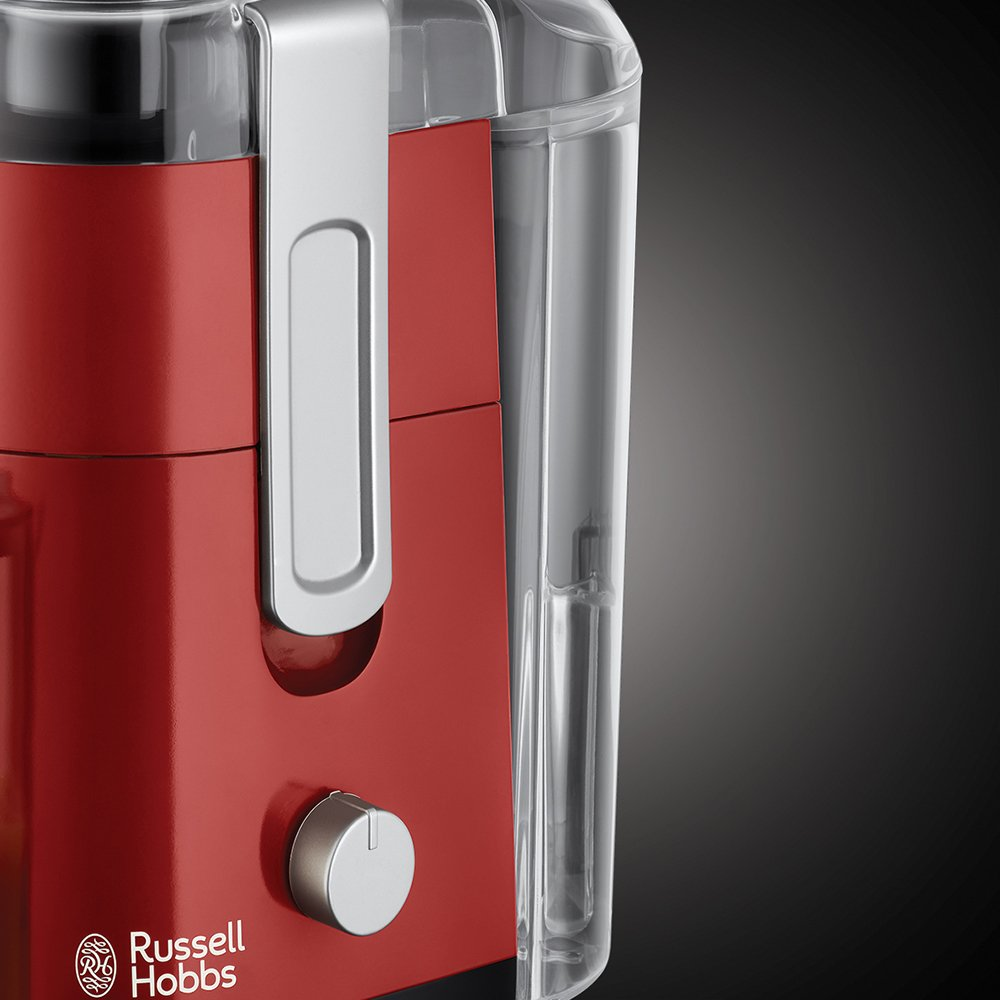 Russell Hobbs 24740-56 Desire - Licuadora con 2 piezas lavables, 2 velocidades, libre de BPA, 550 W, color rojo: Amazon.es: Hogar