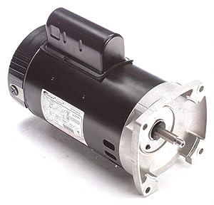 A.O. Smith B2840 2.5HP 230V Pool Pump Motor 56Y Frame Square Flange