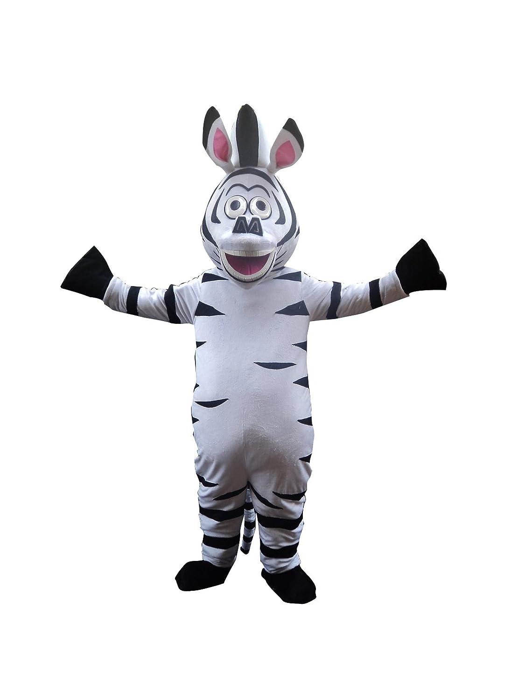 Happy Shop - Disfraz de Cebra de la UE para Adultos, Halloween ...
