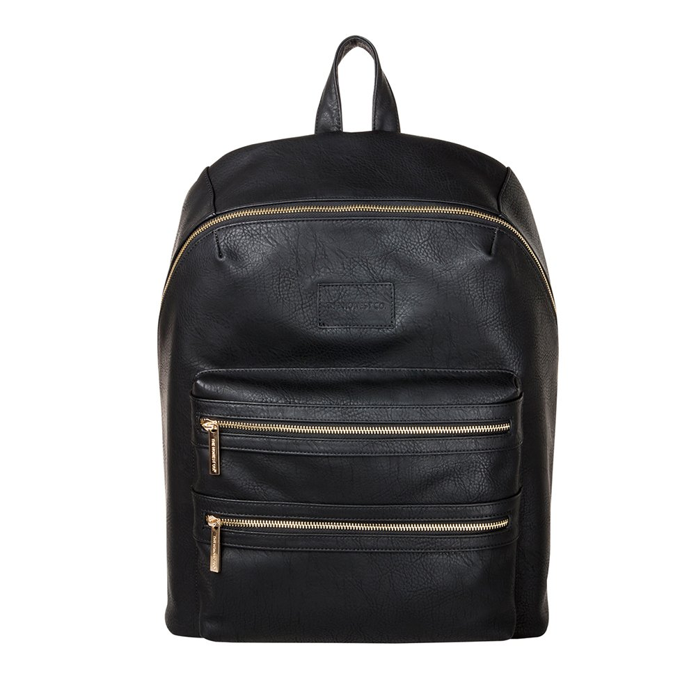 The Honest Company City Backpack, 5 lb, Black 817810020254